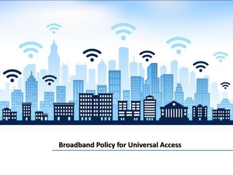 ขอเสนอเชิงยุทธศาสตร์ของ HiPPS รุ่นที่ 12 กลุ่มที่ 5 : Broadband Policy for Universal Access